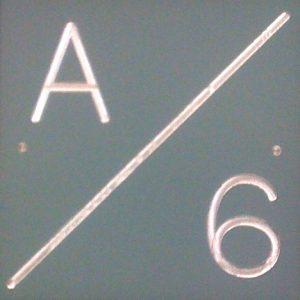 Grey Engraved Plaque