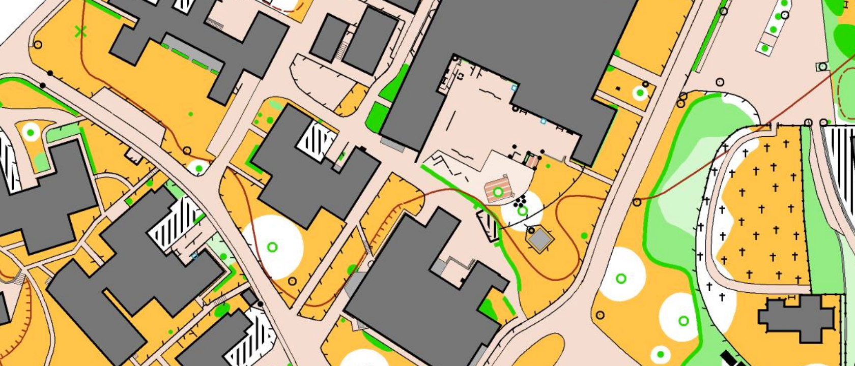 Orienteering Mapping and Permanent Course Installation