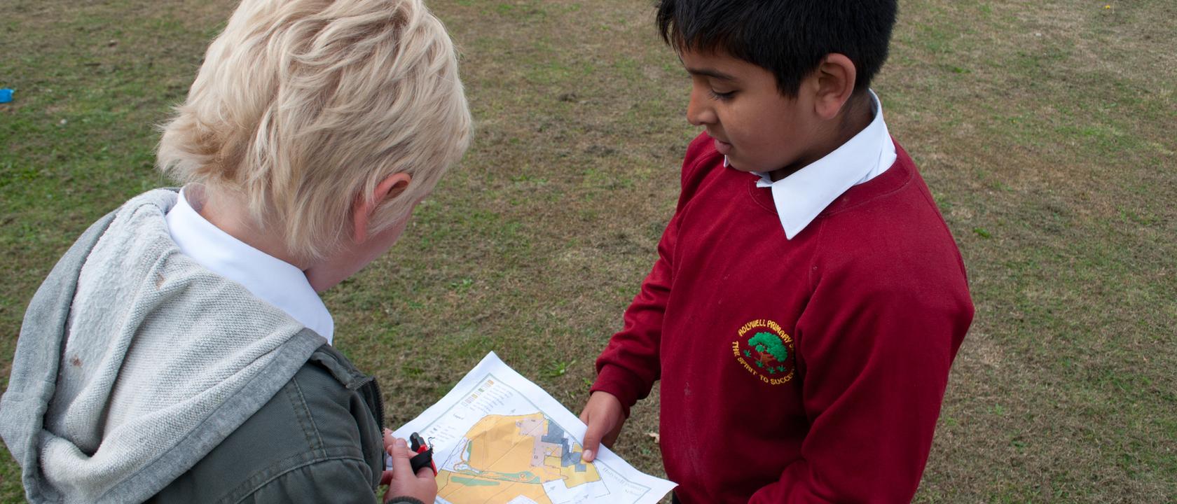 Schools Orienteering
