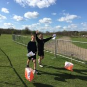 Hundreds of children take part in the first annual Havering Orienteering Championships
