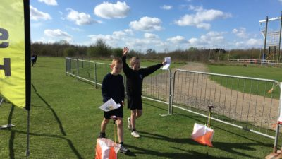 Orienteering Coaching for Children